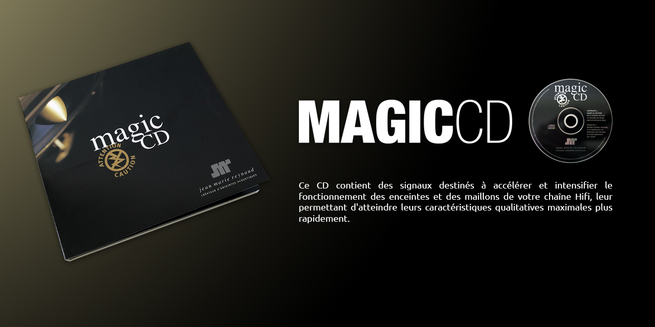 REYNAUD TÉLÉCHARGER MAGIC CD
